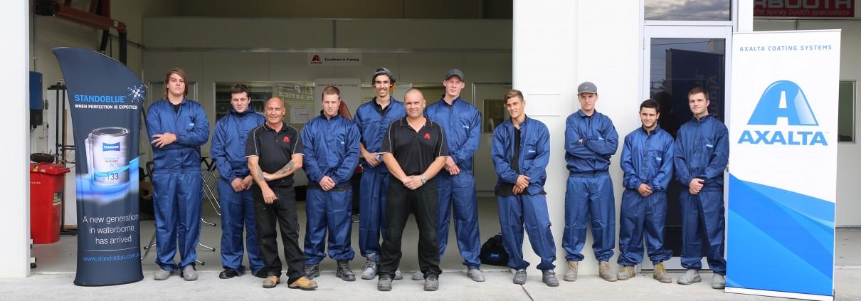 Mtai Apprentice Strikes Gold At Worldskills Automotive
